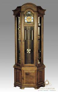 model jam pajangan hias kayu jati terbaru