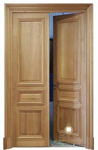 model pintu minimalis kayu jati model terbaru jepara