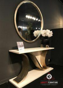 consul table mewah modern terbaru