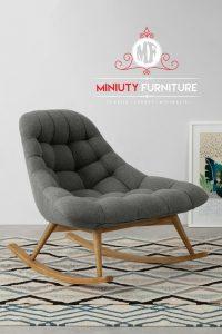 rocking chair modern model terbaru jepara