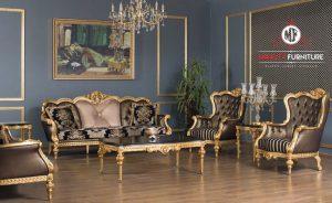 set sofa tamu ukir mewah elegant luxury eropean style