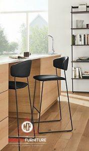 kursi cafe dan minibar besi model terbaru