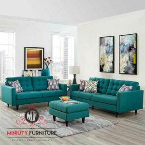 sofa tamu ruang keluarga modern terbaru
