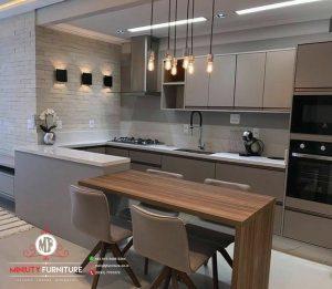 design kitchen hpl minimalis modern jepara