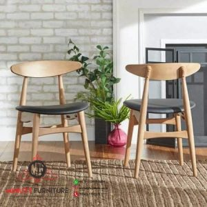 kursi cafe kursi restoran simple kayu jati terbaru