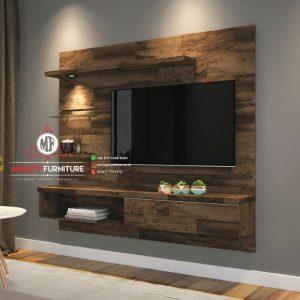 partisi tv hpl partisi tv gantung minimalis modern