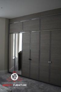 design wardrobe minimalis modern hpl terbaru